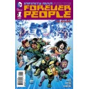 INFINITY MAN AND THE FOREVER PEOPLE 1. DC RELAUNCH (NEW 52).