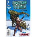 SWAMP THING 28. DC RELAUNCH (NEW 52).