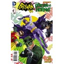 BATMAN 66 MEETS GREEN HORNET 1. DC COMICS