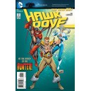 HAWK AND DOVE N°7 DC RELAUNCH (NEW 52)