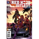 RED HOOD AND THE OUTLAWS 32. DC RELAUNCH (NEW 52).
