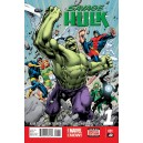 SAVAGE HULK 1. MARVEL NOW!