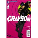 GRAYSON 1. DC RELAUNCH (NEW 52).