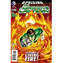 GREEN LANTERN 33. DC RELAUNCH (NEW 52).