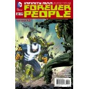 INFINITY MAN AND THE FOREVER PEOPLE 2. DC RELAUNCH (NEW 52).
