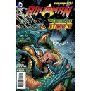 AQUAMAN 33. DC RELAUNCH (NEW 52).