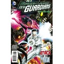 GREEN LANTERN NEW GUARDIANS 33. DC RELAUNCH (NEW 52).