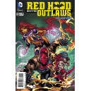 RED HOOD AND THE OUTLAWS 33. DC RELAUNCH (NEW 52).