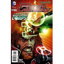 RED LANTERNS 33. DC RELAUNCH (NEW 52).