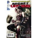 SECRET ORIGINS 4. DC RELAUNCH (NEW 52).