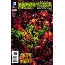 SWAMP THING 33. DC RELAUNCH (NEW 52).