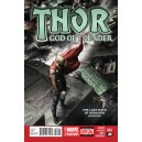 THOR GOD OF THUNDER 24. MARVEL NOW!