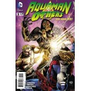 AQUAMAN AND THE OTHERS 5. DC RELAUNCH (NEW 52).