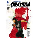 GRAYSON 2. DC RELAUNCH (NEW 52).