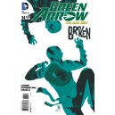 GREEN ARROW 34. DC RELAUNCH (NEW 52)