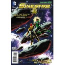 SINESTRO 4. DC RELAUNCH (NEW 52).