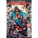NIGHTCRAWLER 3. VARIANTE EDITION. MARVEL NOW!