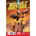 ROCKET RACCOON 1. MARVEL NOW!