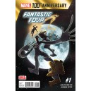 100TH ANNIVERSARY SPECIAL 1 FANTASTIC FOUR. MARVEL NOW!