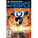 INFINITY MAN AND THE FOREVER PEOPLE 3. DC RELAUNCH (NEW 52).