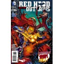 RED HOOD AND THE OUTLAWS 34. DC RELAUNCH (NEW 52).