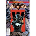 BATWING FUTURES END 1. 3-D MOTION COVER. DC NEWS 52.