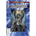 CONSTANTINE FUTURES END 1. 3-D MOTION COVER. DC NEWS 52.