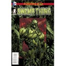 SWAMP THING FUTURES END 1. 3-D MOTION COVER. DC NEWS 52.