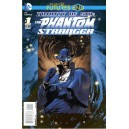PHANTOM STRANGER TRINITY OF SIN FUTURES END 1. 3-D MOTION COVER. DC NEWS 52.