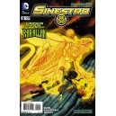 SINESTRO 5. DC RELAUNCH (NEW 52).