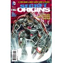 SECRET ORIGINS 5. DC RELAUNCH (NEW 52).