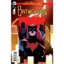 BATWOMAN FUTURES END 1. 3-D MOTION COVER. DC NEWS 52.