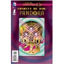 TRINITY OF SIN PANDORA FUTURES END 1. 3-D MOTION COVER. DC NEWS 52.
