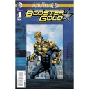 BOOSTER GOLD FUTURES END 1. 3-D MOTION COVER. DC NEWS 52.
