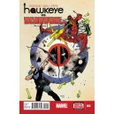 HAWKEYE VS DEADPOOL 0. MARVEL NOW!
