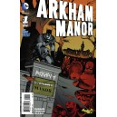 ARKHAM MANOR 1. DC RELAUNCH (NEW 52).