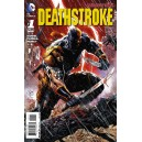 DEATHSTROKE 1. DC RELAUNCH (NEW 52)