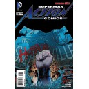 ACTION COMICS 36. DC NEWS 52.