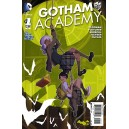 GOTHAM ACADEMY 1. DC RELAUNCH (NEW 52).