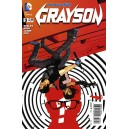 GRAYSON 3. DC RELAUNCH (NEW 52).