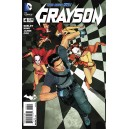 GRAYSON 4. DC RELAUNCH (NEW 52).