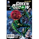 GREEN ARROW 35. DC RELAUNCH (NEW 52)