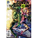 GREEN ARROW 36. DC RELAUNCH (NEW 52)