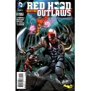 RED HOOD AND THE OUTLAWS 35. DC RELAUNCH (NEW 52).