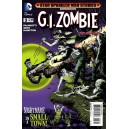 STAR-SPANGLED WAR STORIES FEATURING G.I. ZOMBIE 3. DC RELAUNCH (NEW 52).