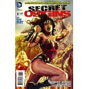 SECRET ORIGINS 6. DC RELAUNCH (NEW 52).
