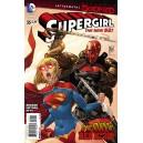 SUPERGIRL 35. DC NEWS 52.