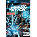 STATIC SHOCK N°7. DC RELAUNCH (NEW 52)