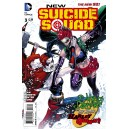 NEW SUICIDE SQUAD 3. DC RELAUNCH (NEW 52).