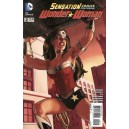 SENSATION COMICS 2. FEATURING WONDER WOMAN. DC RELAUNCH (NEW 52).